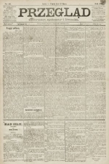 Przegląd polityczny, społeczny i literacki. 1891, nr59