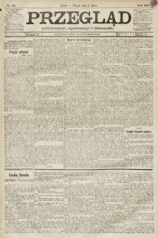 Przegląd polityczny, społeczny i literacki. 1891, nr62
