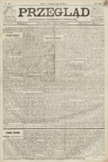 Przegląd polityczny, społeczny i literacki. 1891, nr65