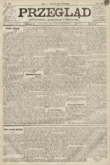 Przegląd polityczny, społeczny i literacki. 1891, nr80