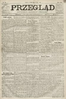 Przegląd polityczny, społeczny i literacki. 1891, nr91