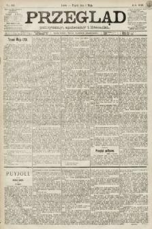 Przegląd polityczny, społeczny i literacki. 1891, nr99