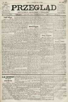 Przegląd polityczny, społeczny i literacki. 1891, nr109
