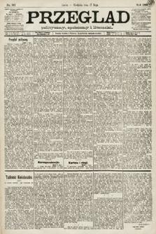 Przegląd polityczny, społeczny i literacki. 1891, nr112
