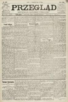 Przegląd polityczny, społeczny i literacki. 1891, nr120