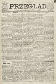 Przegląd polityczny, społeczny i literacki. 1891, nr135