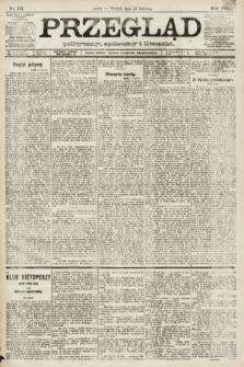 Przegląd polityczny, społeczny i literacki. 1891, nr141
