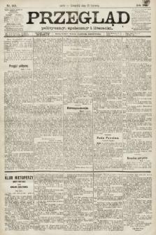 Przegląd polityczny, społeczny i literacki. 1891, nr143