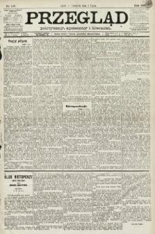 Przegląd polityczny, społeczny i literacki. 1891, nr148