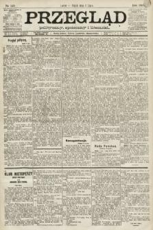 Przegląd polityczny, społeczny i literacki. 1891, nr149