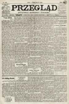 Przegląd polityczny, społeczny i literacki. 1891, nr155