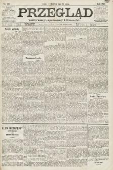 Przegląd polityczny, społeczny i literacki. 1891, nr157