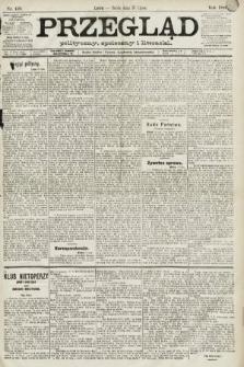 Przegląd polityczny, społeczny i literacki. 1891, nr159