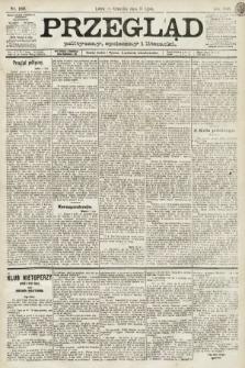 Przegląd polityczny, społeczny i literacki. 1891, nr160