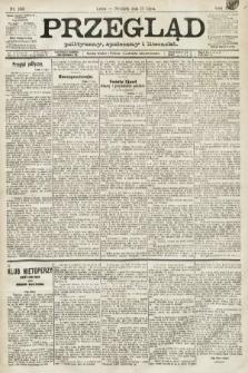 Przegląd polityczny, społeczny i literacki. 1891, nr163