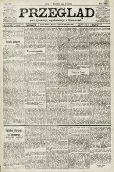 Przegląd polityczny, społeczny i literacki. 1891, nr169