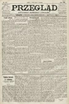 Przegląd polityczny, społeczny i literacki. 1891, nr177