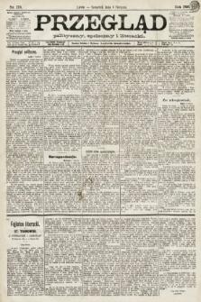 Przegląd polityczny, społeczny i literacki. 1891, nr178