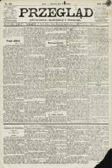 Przegląd polityczny, społeczny i literacki. 1891, nr195