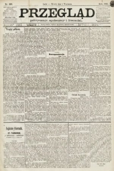 Przegląd polityczny, społeczny i literacki. 1891, nr199