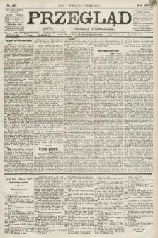 Przegląd polityczny, społeczny i literacki. 1891, nr225