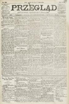 Przegląd polityczny, społeczny i literacki. 1891, nr229