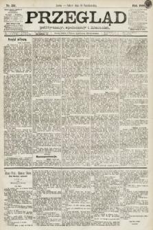 Przegląd polityczny, społeczny i literacki. 1891, nr231