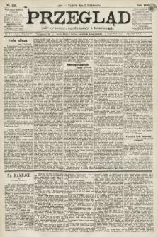Przegląd polityczny, społeczny i literacki. 1891, nr232