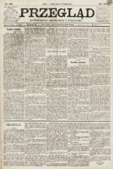 Przegląd polityczny, społeczny i literacki. 1891, nr240