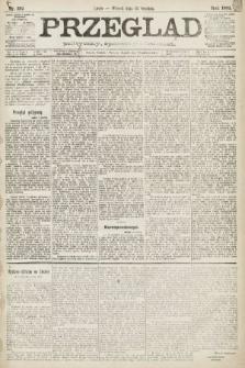 Przegląd polityczny, społeczny i literacki. 1891, nr292