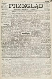 Przegląd polityczny, społeczny i literacki. 1891, nr293