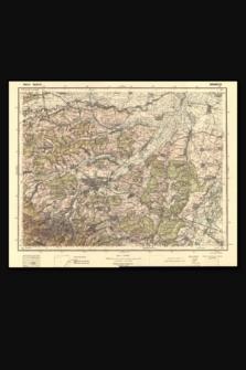 Mapa taktyczna Polski : pas 51, słup 37 : Drohobycz