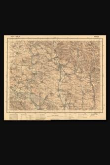 Mapa taktyczna Polski : pas 51, słup 39 : Rohatyn
