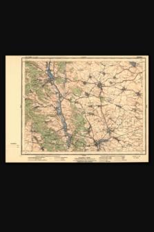 Mapa taktyczna Polski : pas 51, słup 40 : Brzeżany