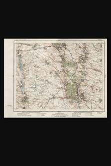 Mapa taktyczna Polski : pas 51, słup 41 : Trembowla
