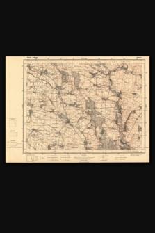 Mapa taktyczna Polski : pas 51, słup 42 : Skałat