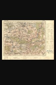 Mapa taktyczna Polski : pas 44 : słup 27 : Wieluń