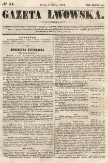 Gazeta Lwowska. 1855, nr51