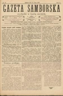 Gazeta Samborska. 1905, nr30