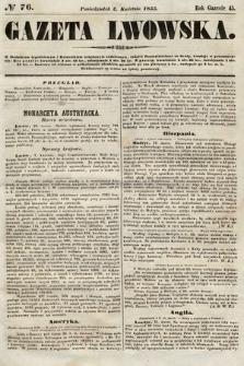Gazeta Lwowska. 1855, nr76