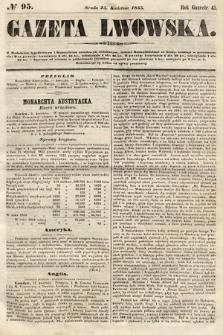 Gazeta Lwowska. 1855, nr95