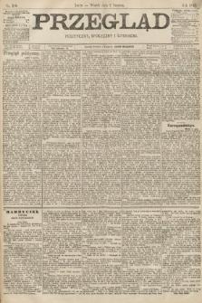 Przegląd polityczny, społeczny i literacki. 1896, nr126