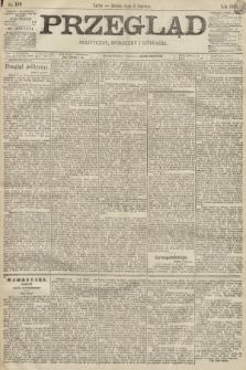 Przegląd polityczny, społeczny i literacki. 1896, nr129
