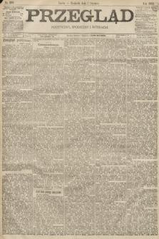 Przegląd polityczny, społeczny i literacki. 1896, nr130
