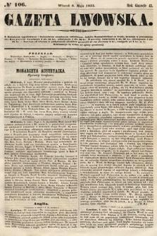 Gazeta Lwowska. 1855, nr106