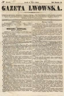 Gazeta Lwowska. 1855, nr151