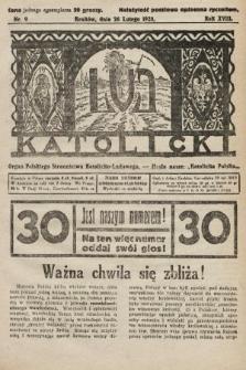 Lud Katolicki : organ Polskiego Stronnictwa Katolicko-Ludowego. 1928, nr9