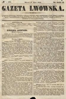Gazeta Lwowska. 1855, nr162