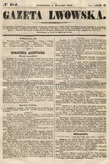 Gazeta Lwowska. 1855, nr202