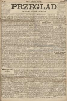 Przegląd polityczny, społeczny i literacki. 1898, nr33